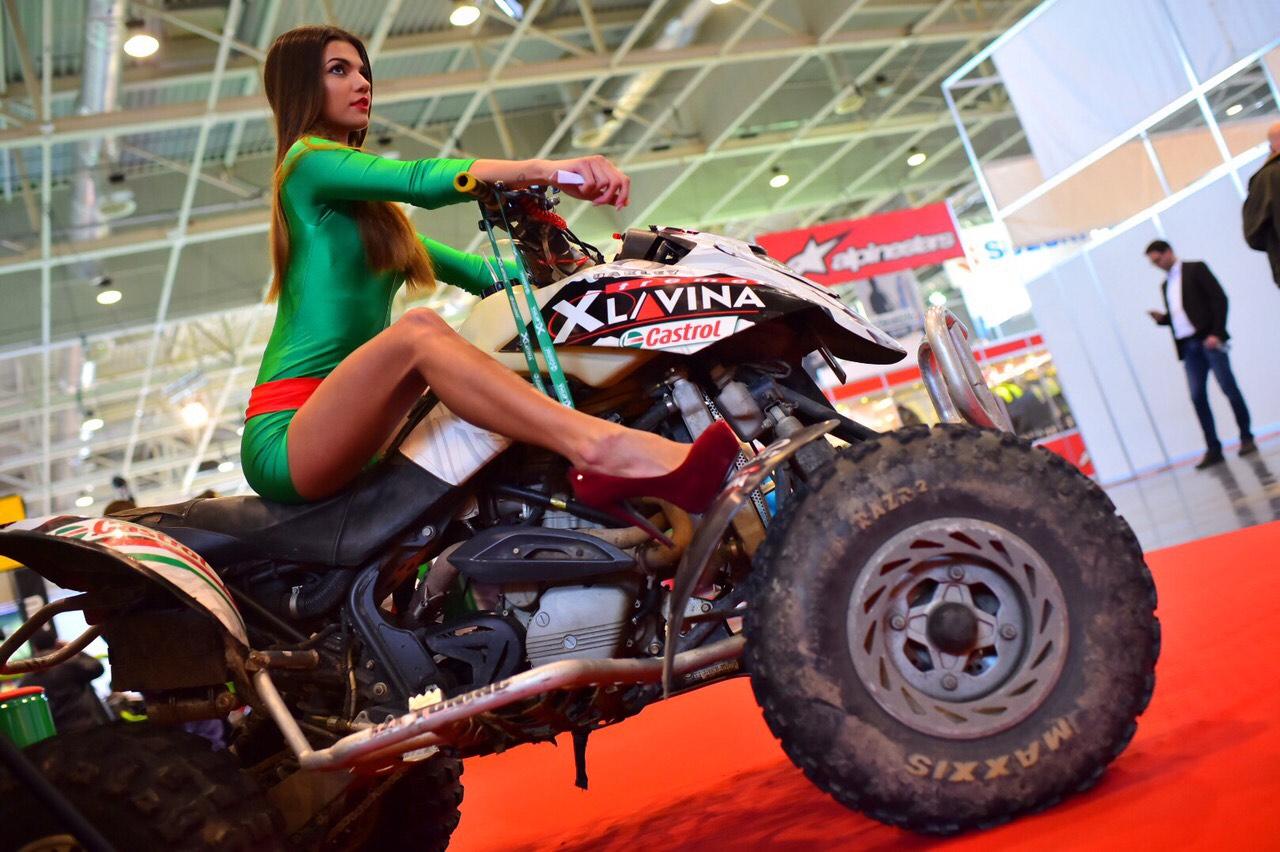Lavina AMTS 2016 Castrol Motorshow 1 nap