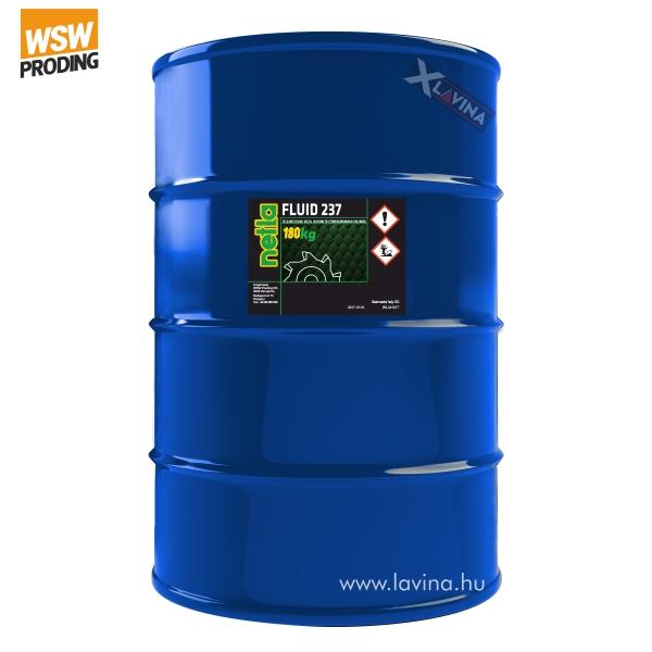 Netla fluid 237 emulzió vízzel keverhető fémmegmunkáló folyadék