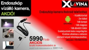 endoszkop-kamera