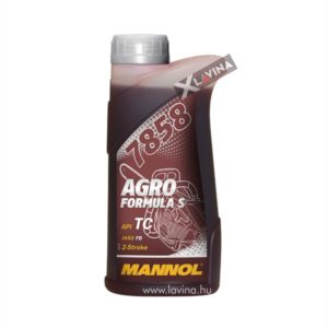 mannol 7858 agro formula s 0,5L