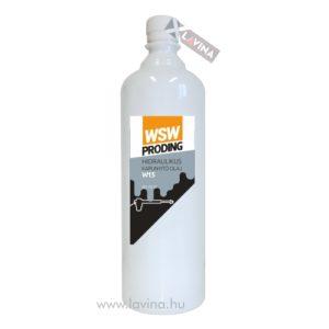 WSW hidraulikus kapunyitó olaj w15 1L
