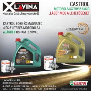castrol-edge-magnatec-motorolaj-akcio-osram-ajandék