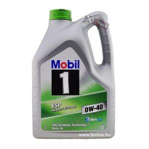 mobil-esp x3 0w40 motorolaj
